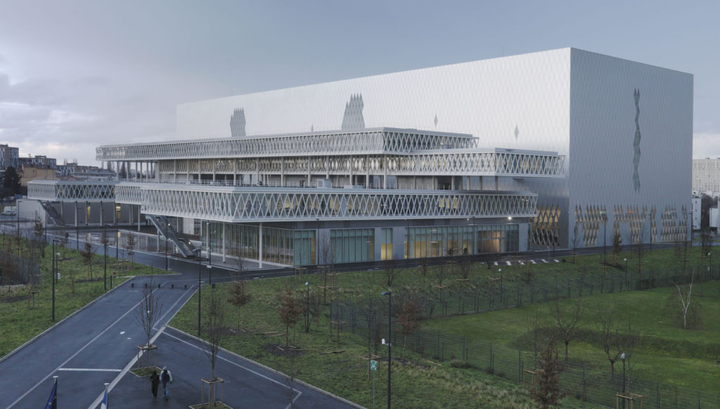 New National Archives of France, Pierrefitte sur Seine-Saint Denis