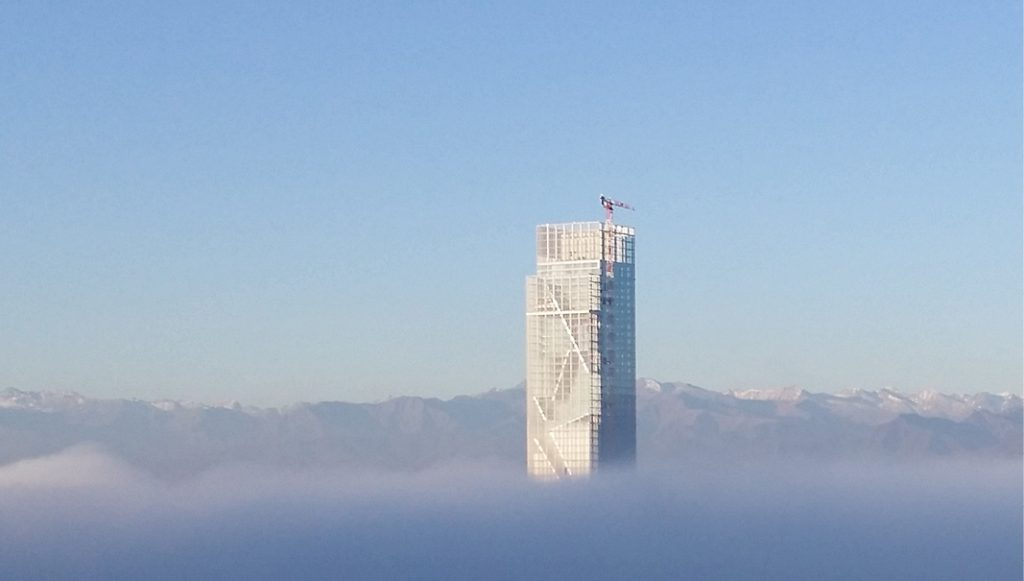 Tower For Regione Piemonte New Headquarters