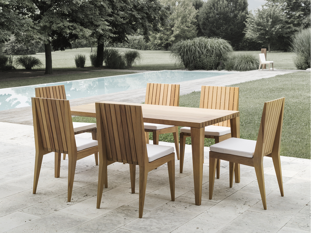 I MASSIVI OUTDOOR FURNITURE, 2017