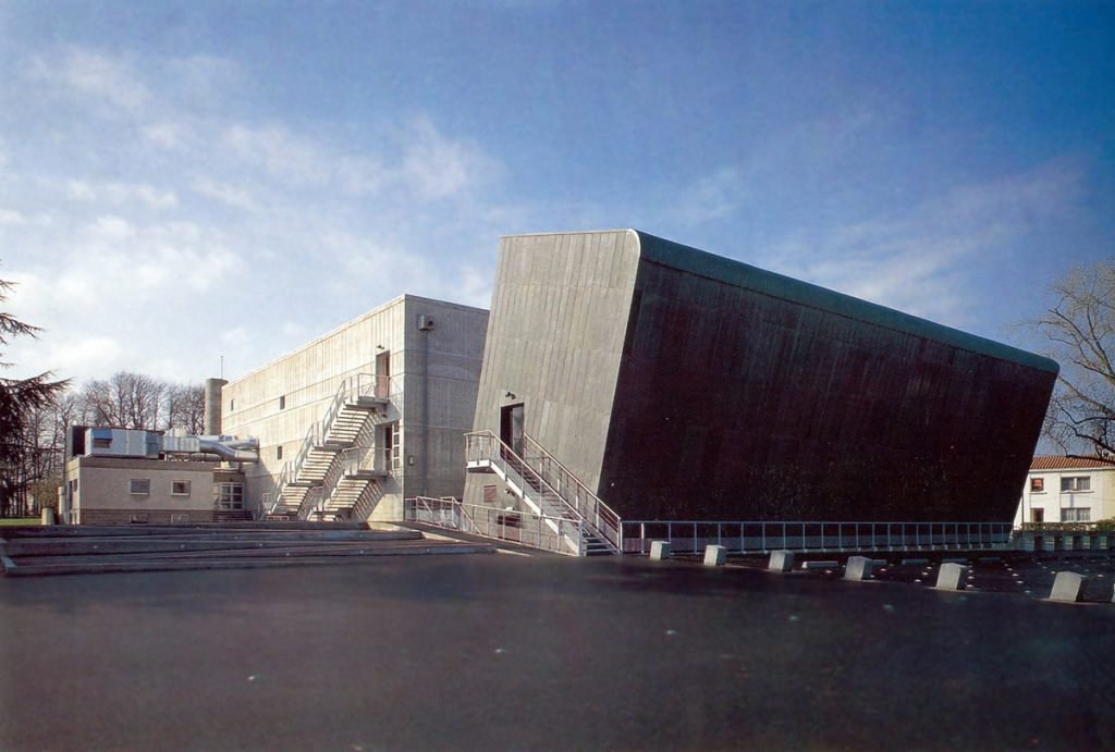 Médiateque, Library and Research Center – Rezé, France
