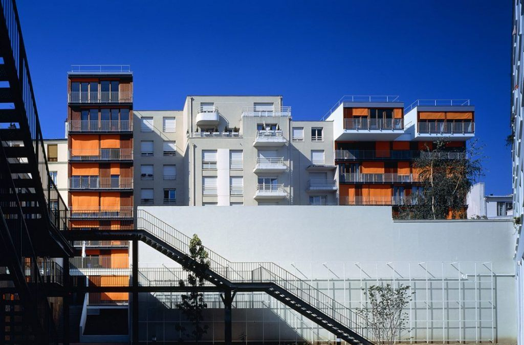Ilot Cantagrel Residential Complex – Paris, France