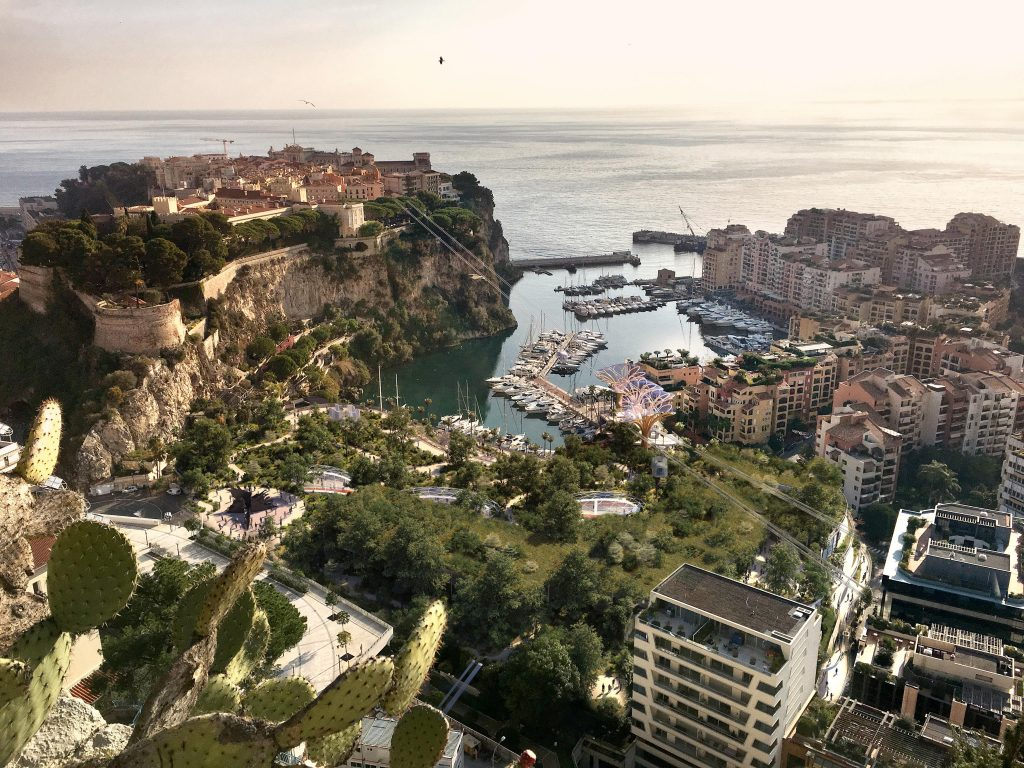 Restructuring and extension of Fontvieille site, Principality of Monaco