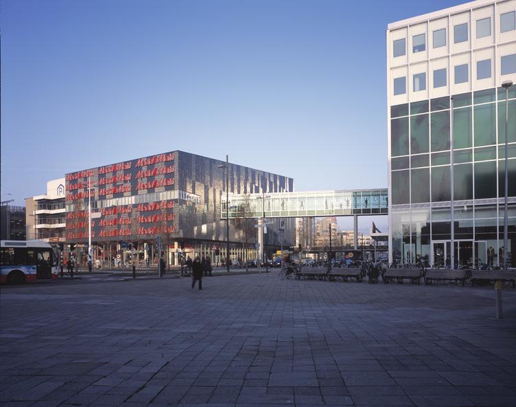 Media Markt Shopping Mall – Fuksas